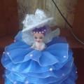 Мое увлечение куклы-шкатулки «Малышка»