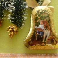 Мастер-класс по изготовлению поделки «Новогоднее панно»