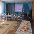 Занятие по аппликации в старшей группе «Изготовление открытки к 9 Мая» в рамках реализации проекта к 70-летию ВОв