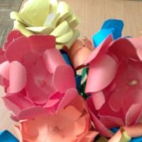 Мастер-класс «Цветы»