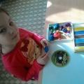 Мастер-класс «Идея для подарка» от детей старшего дошкольного возраста