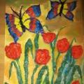 Мастер-класс «Весенние тюльпаны»