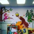 Сказочная стена