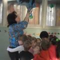 Открытое занятие для родителей в старшей группе №3 по развитию у дошкольников эмоциональной сферы (фотоотчёт).