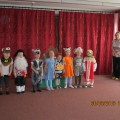 Сказка «Колобок» в средней группе (фотоотчёт)