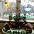 Наш смотр— конкурс «Огород на окне «Весенняя фантазия» (фотоотчёт).