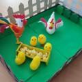 Конспект фольклорного занятия «Петушок и его семья» (группа раннего возраста)