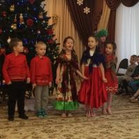 Рождественские колядки детском саду