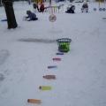 Участок детского сада зимой (фотоотчёт)