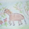 Рисование «Моё любимое домашнее животное»