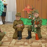 Сценарий праздника «Этот День Победы!»