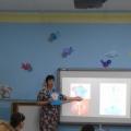 Фотоотчет о проведении мастер-класса для родителей и детей подготовительной группы по изготовлению открытки к 23 февраля