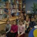 Фотоочет об экскурсии в Центральную детскую библиотеку детей подготовительной к школе группы