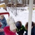 Конспект занятия в младшей группе «Покормим птиц зимой»