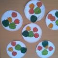 Конспект образовательной деятельности по аппликации во второй младшей группе «Большие и маленькие яблоки»