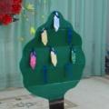 Декорация для сюрпризного момента на утренниках «Чудо-дерево»