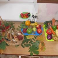 Фотоотчёт о тематических неделях «Дары осени» в старшей группе