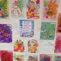 Мастер класс выставки детского творчества: «Новогодние игрушки собираются на праздник»