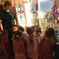 Фотоотчёт о выставке совместного творчества взрослых и детей «Вместо ёлки Новогодний букет»