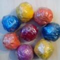 Мастер-класс «Волшебные шарики». Нетрадиционное пособие для физкультурного уголка