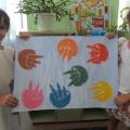 Коллективные аппликации в детском саду