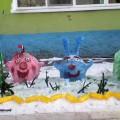 «Зимнее Путешествие». Оформление территории детского сада
