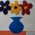 Наши творческие работы к Дню матери (фотоотчет)
