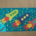 Фотоотчет «Как мы готовились к Дню Космонавтики»