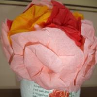 Фотоотчет о подготовке к празднику 8 Марта «Сегодня праздник наших мам, любви весна желает вам!»