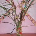 Мастер-класс по изготовлению икебаны из природного материала в средней группе «Стрекозы и цветы из семян клена»