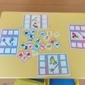Дидактическая игра «Подбери картинку по цвету»