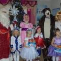 Сценарий новогоднего праздника «Маша и Медведь в гостях у детей»