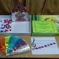 Музыкально-дидактическое пособие для старших дошкольников «Музыкальная сумочка от Феи Музыки»