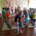Физкультурный досуг «Русские народные игры»