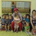 Развлечение для детей первой младшей группы «Вот какие разные, жёлтые и красные, синие, зелёные— воздушные шары»