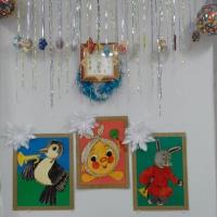 Фотоотчёт «Как мы украшали групповые помещения к Новому году»