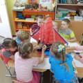 Фотоотчет «Конструируем сами поделки из оригами. Кораблик»