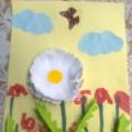 «Ромашки для мамы» поздравительная открытка