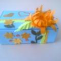 Мастер-класс «Подарочная коробка»