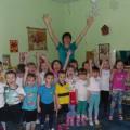 Фотоотчет о проведении спортивного развлечения для детей в старшей группе «Путешествие по Байкалу»