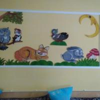 Идеи оформления спальни для малышей