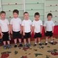 Фотоотчет конкурса «А, ну-ка, мальчики»