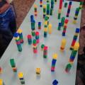 Фотоотчёт занятия по математике для детей старшего дошкольного возраста на тему: «На сколько длиннее, выше»