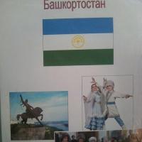 Фотоотчет о реализации регионального компонента «Участие в конкурсе «Мой край— Башкортостан»
