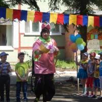 Кораблик под названием «Детство»— курс Разноцветное лето 2018 Сценарий праздника Дня Защиты детей.