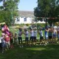 Летний спортивный праздник «Веселый старт»