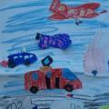 Конспект НОД по ОБЖ «В городском транспорте» (средний, старший дошкольный возраст)