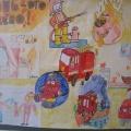 Беседа «Детские шалости с огнем и их последствия»