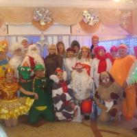 Фотоотчет о конкурсе «Новогодняя сказка»