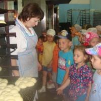 Фотоотчёт «Экскурсия на хлебозавод»